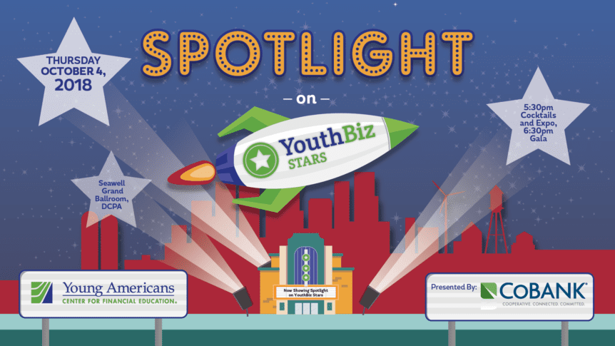Young Americans Center's Spotlight on YouthBiz Stars