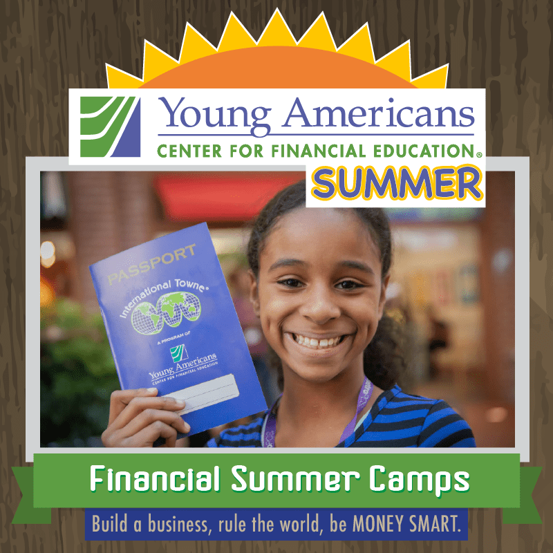 2019 Summer Camp ad