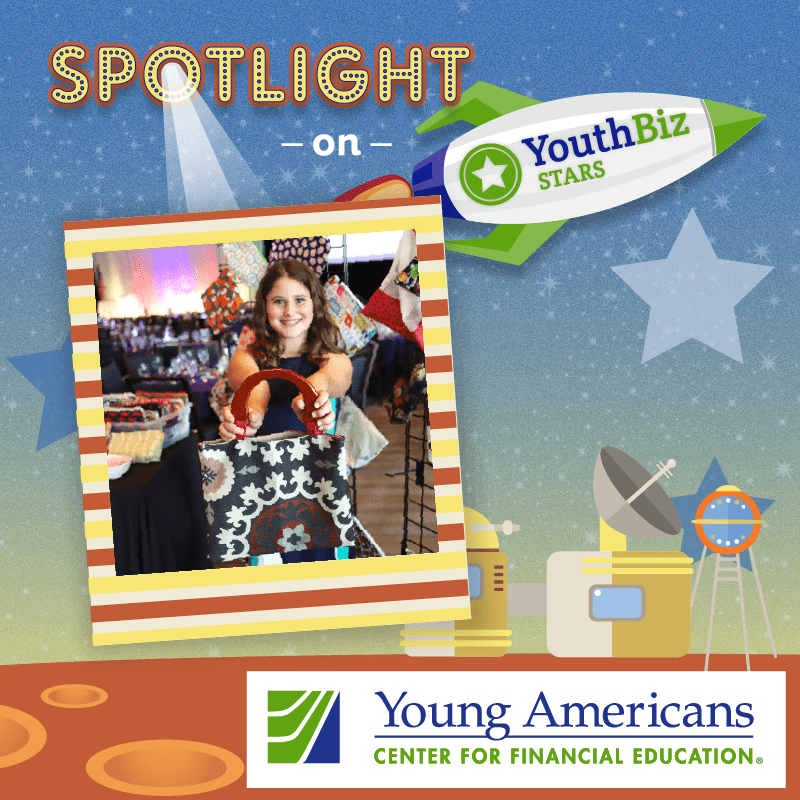 Are you looking to take your business to the next level?  YouthBiz Star winners can earn up to $5,000!  Applications for the 2020 Spotlight on YouthBiz Stars business competition are now closed.  The application period will re-open in winter, 2021.